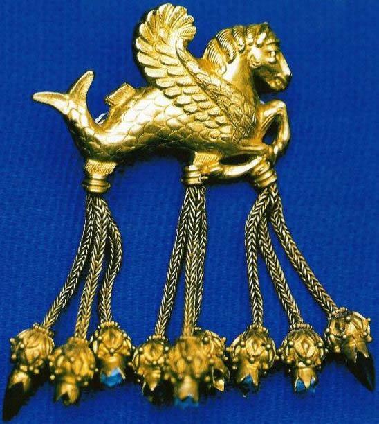 Lydian Hoard perhiasan yang di percaya membawa kutukan