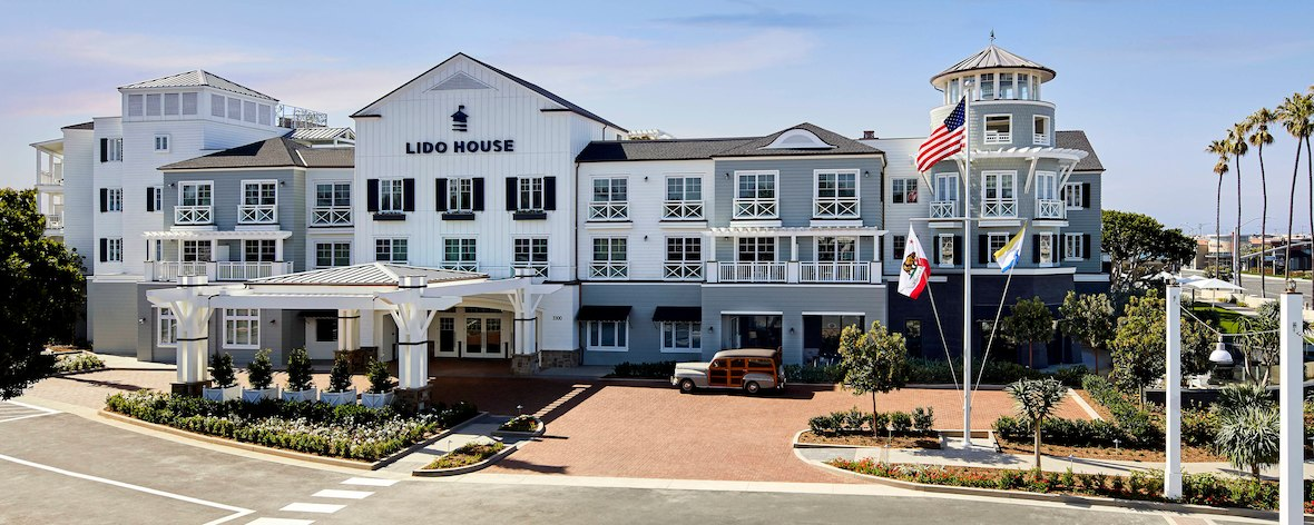 #TravelTuesday: My Stay at Lido House Hotel, Newport Beach's Newest Digs