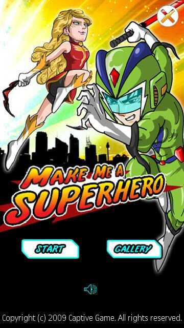 make me a superhero nokia 5233