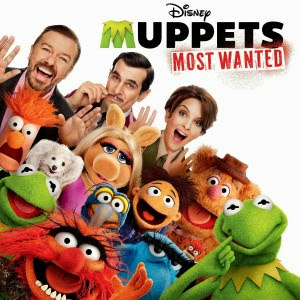Muppets 2 Most Wanted Liedje- Muppets 2 Most Wanted Muziek - Muppets 2 Most Wanted Soundtrack - Muppets 2 Most Wanted Filmscore