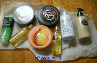 the_body_shop_haul_
