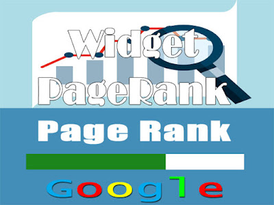 Widget Page Rank Google