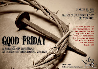 Good Friday wishes to Family