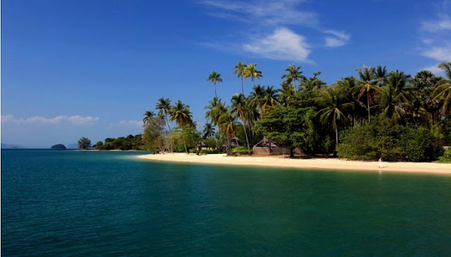 7. Ngapali Beach - Myanmar