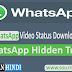 WhatsApp Video And Photo Status Download Kaise Kare - Full Guide