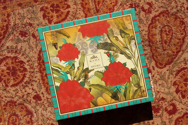 Kama Ayurveda Shubh Limited Edition Soap Box