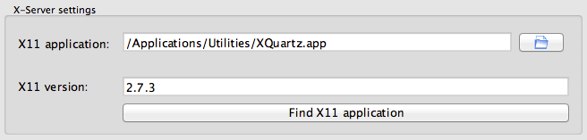 X2Go client for Mac: connect with Unix - joshuamoesa blog
