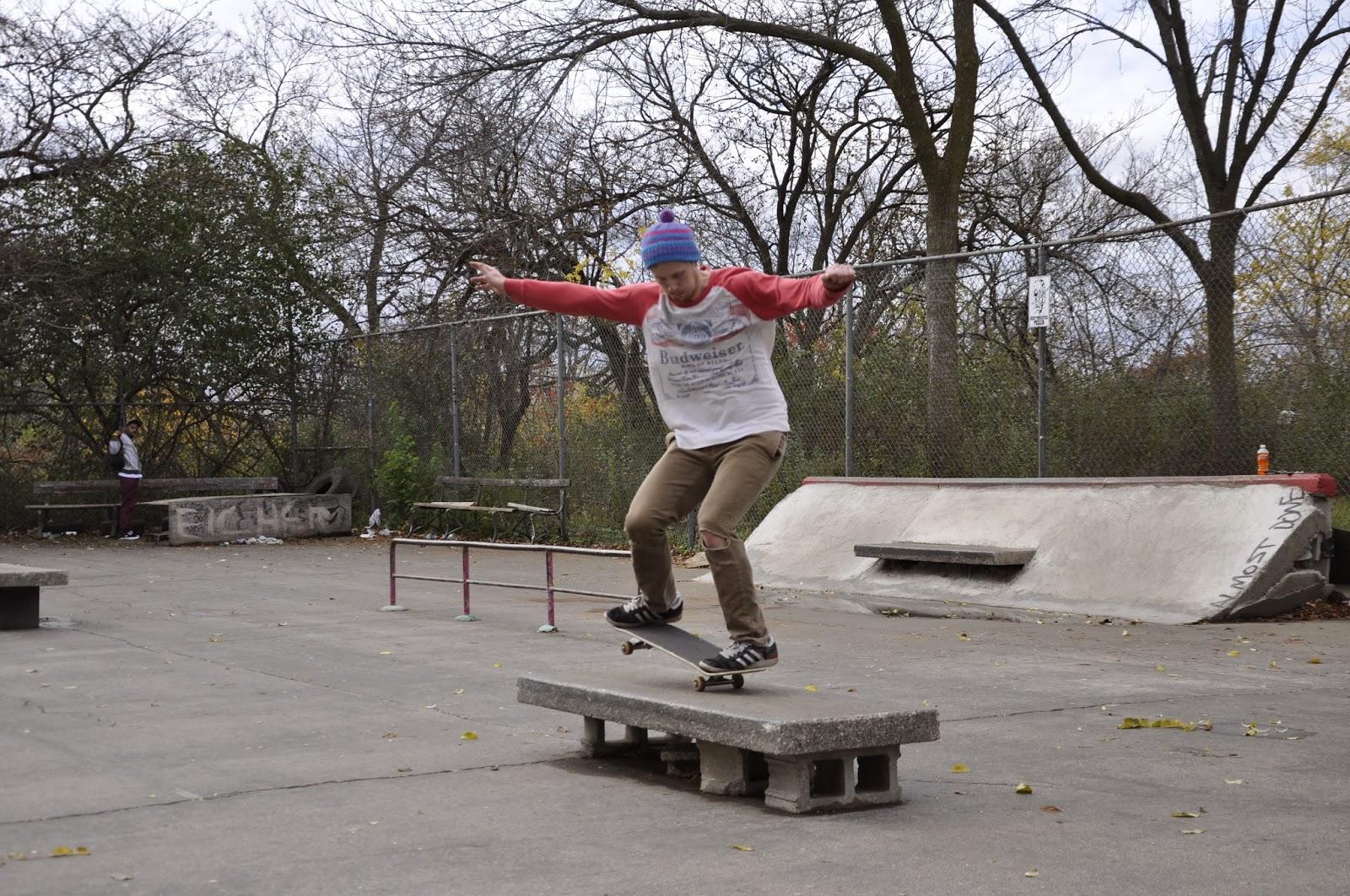 Milwaukee Area Parks: Skateboarding in Milwaukee
