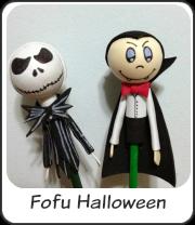Fofulápices Halloween