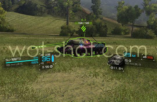 Mods World of Tanks: Mods