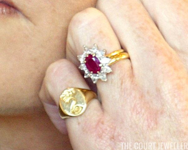 Royal Ruby Rings | The Court Jeweller