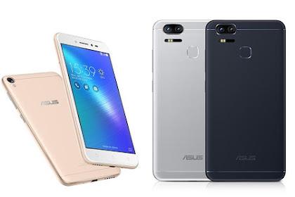 Intip 2 smartphone baru Asus Mei 2017 di Indonesia