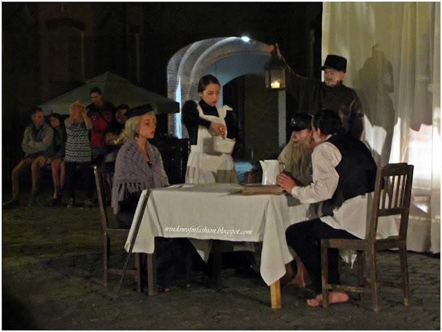 """Karawana Teatralna: Teatr Formy- spektakl """"Ulica Krokodyli"""""""