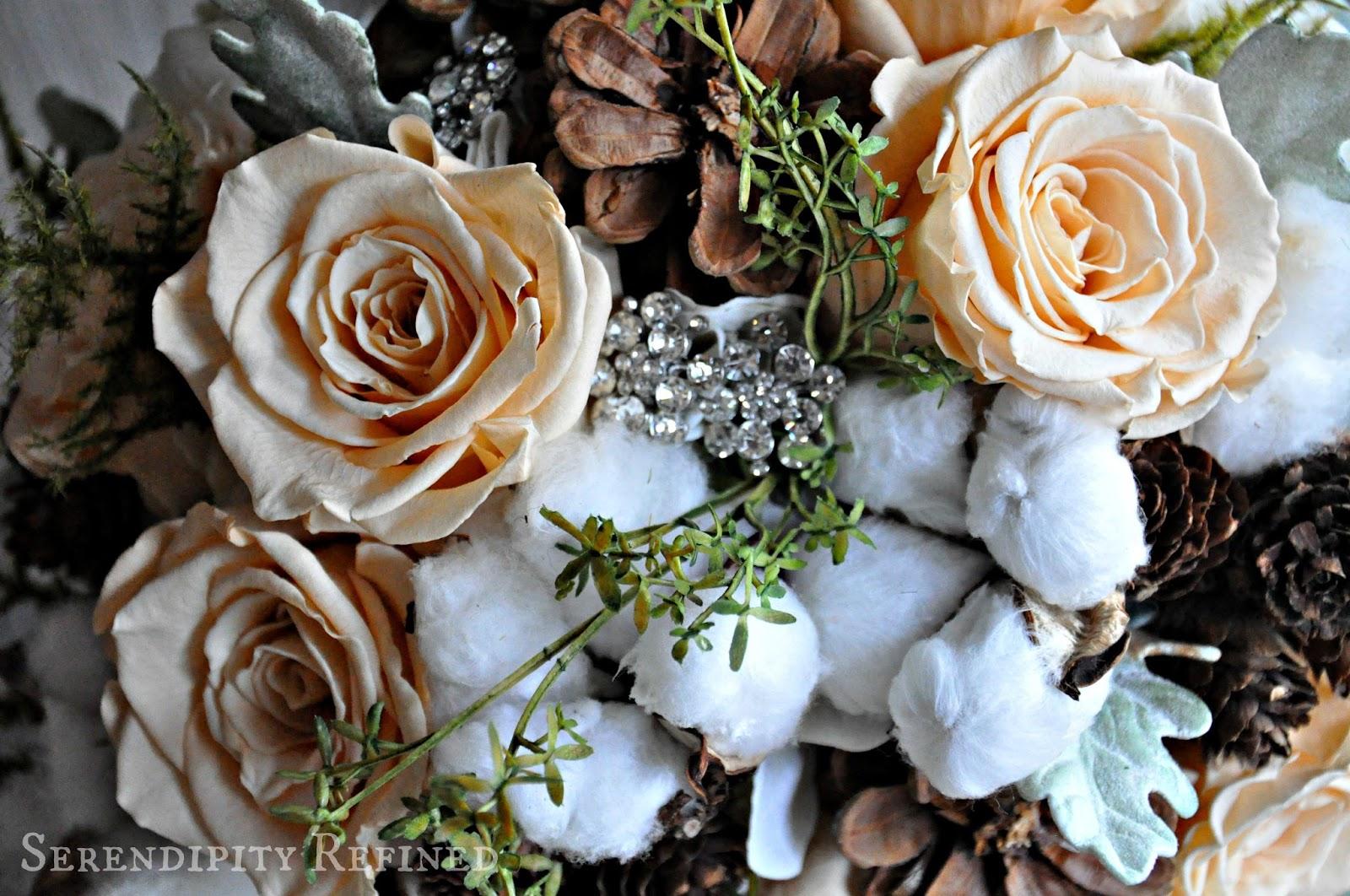 Serendipity Refined Blog: Flowers For An Autumn Wedding