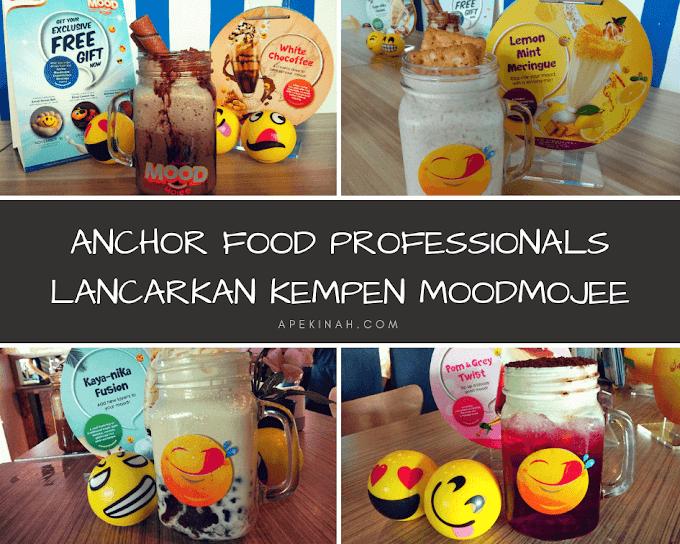 Anchor Food Professionals Lancarkan Kempen MOODMOJEE