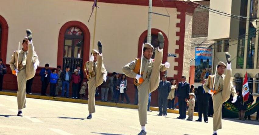 DRE Puno suspende desfile escolar de Fiestas Patrias por huelga del SUTEP