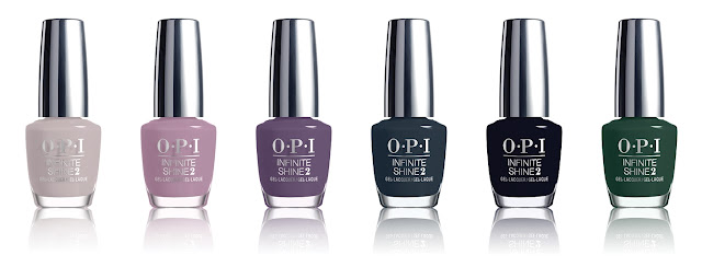 opi infinite shine fall 2016