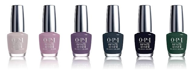opi infinite shine fall 2016