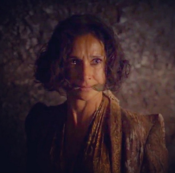 Indira Varma Cleave Gagged in Game of Thrones