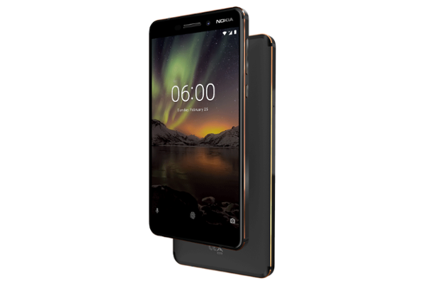 MWC 2018: Nokia 6 (2018) launched