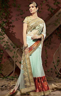 Beautiful Party Saree