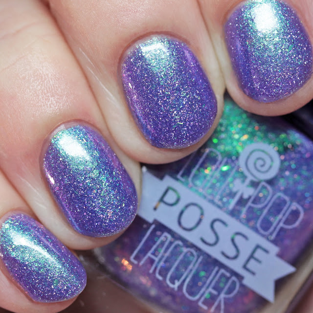 Lollipop Posse Lacquer Images of Broken Light