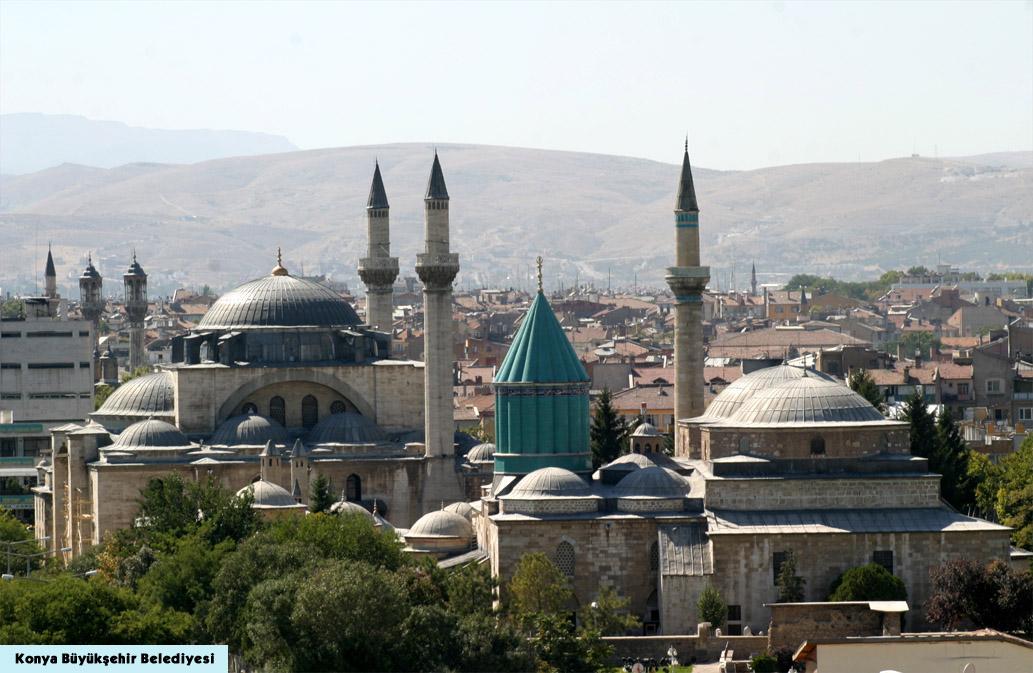 konya turquia turquia turismo