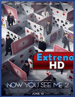 Now you see me 2 (Ahora me ves 2) (2016) | 3gp/Mp4/DVDRip Latino HD Mega