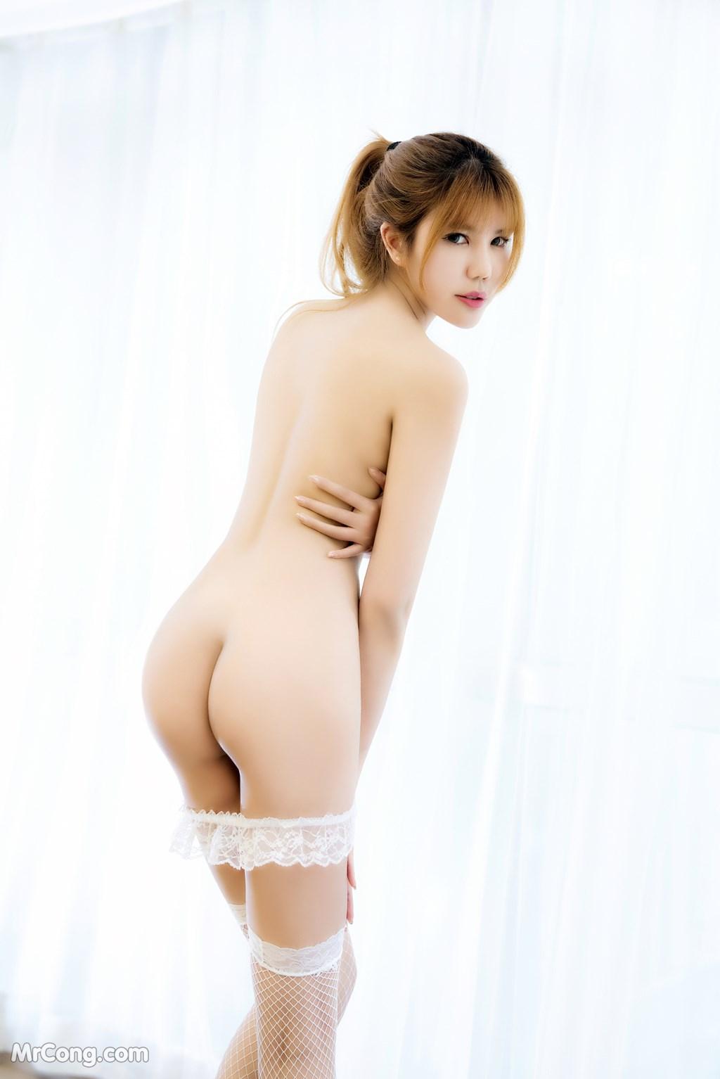 Image SLADY-2017-05-25-No.006-An-Pei-Lei-MrCong.com-018 in post SLADY 2017-05-25 No.006: Người mẫu An Pei Lei (安沛蕾) (27 ảnh)