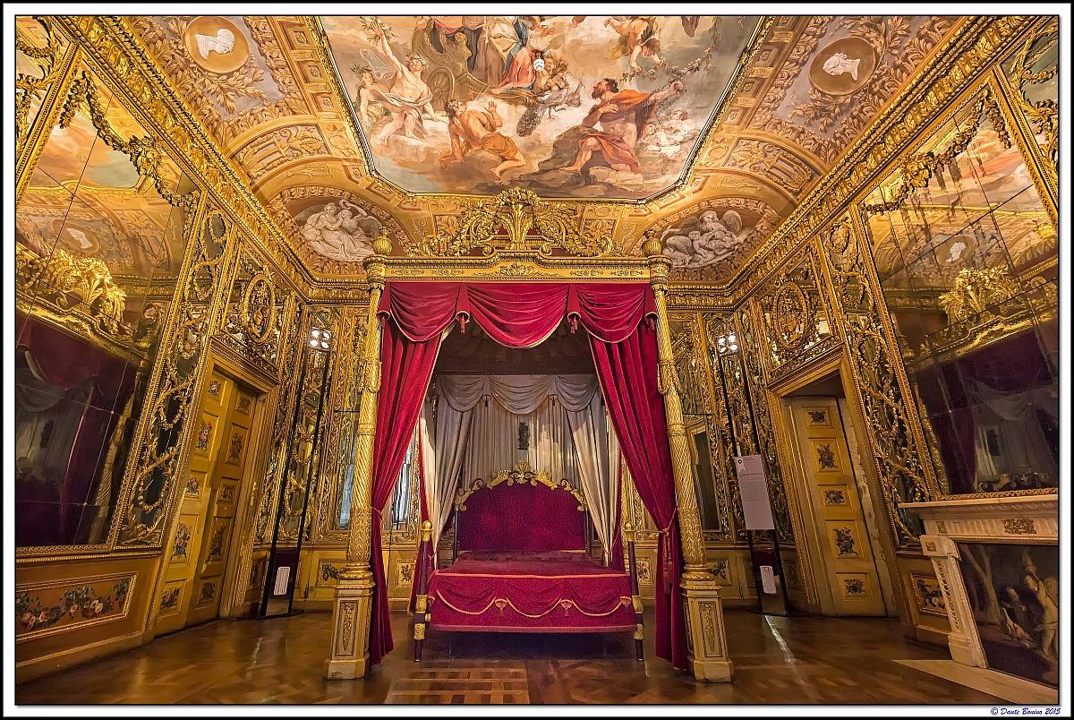 Associazione italiana maria antonietta for Cianografie del letto della principessa