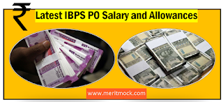 IBPS PO Salary Details 2016-2017