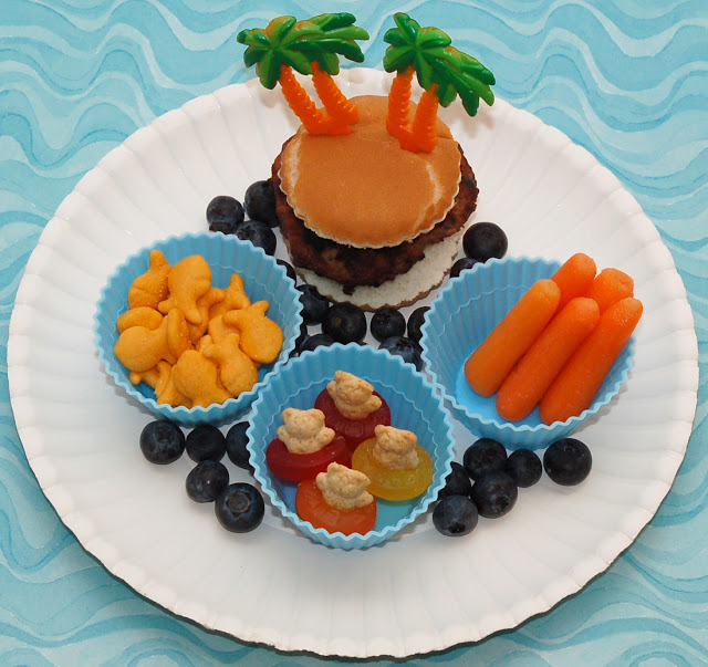 Beach Food Ideas from In Our Pond