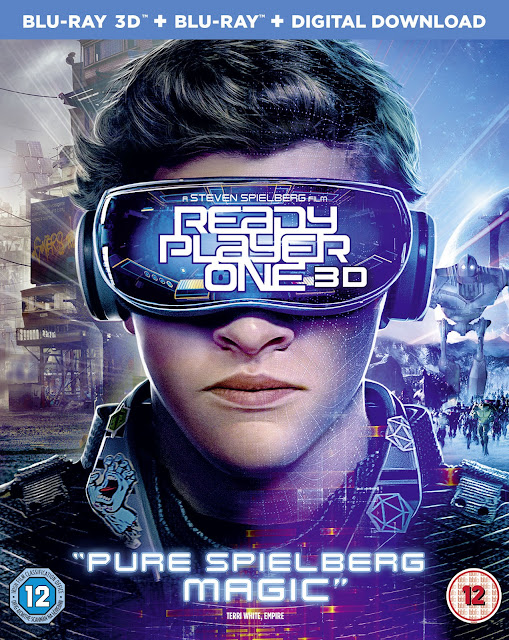 ready player one 3d home release blu ray