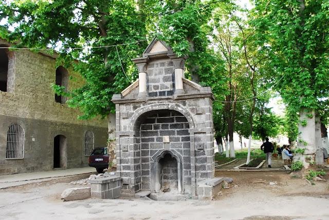 Artuklu Sarayı - Diyarbakır