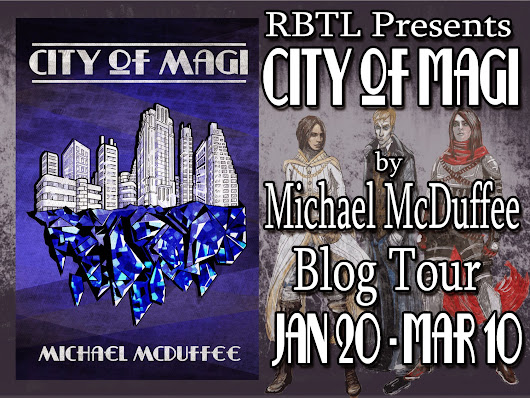 City of Magi by: Micheal McDuffee