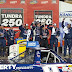 Rookie William Byron gets his first Camping World Truck Series win in a caution-filled Toyota Tundra 250