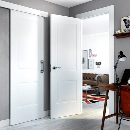 Portas interiores da leroy merlin decora o e ideias - Sistemas de puertas correderas interiores ...