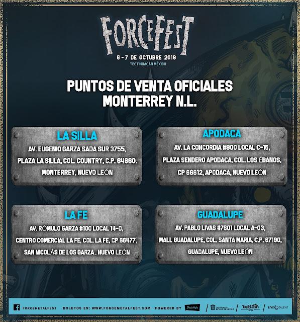 FORCE METAL FEST