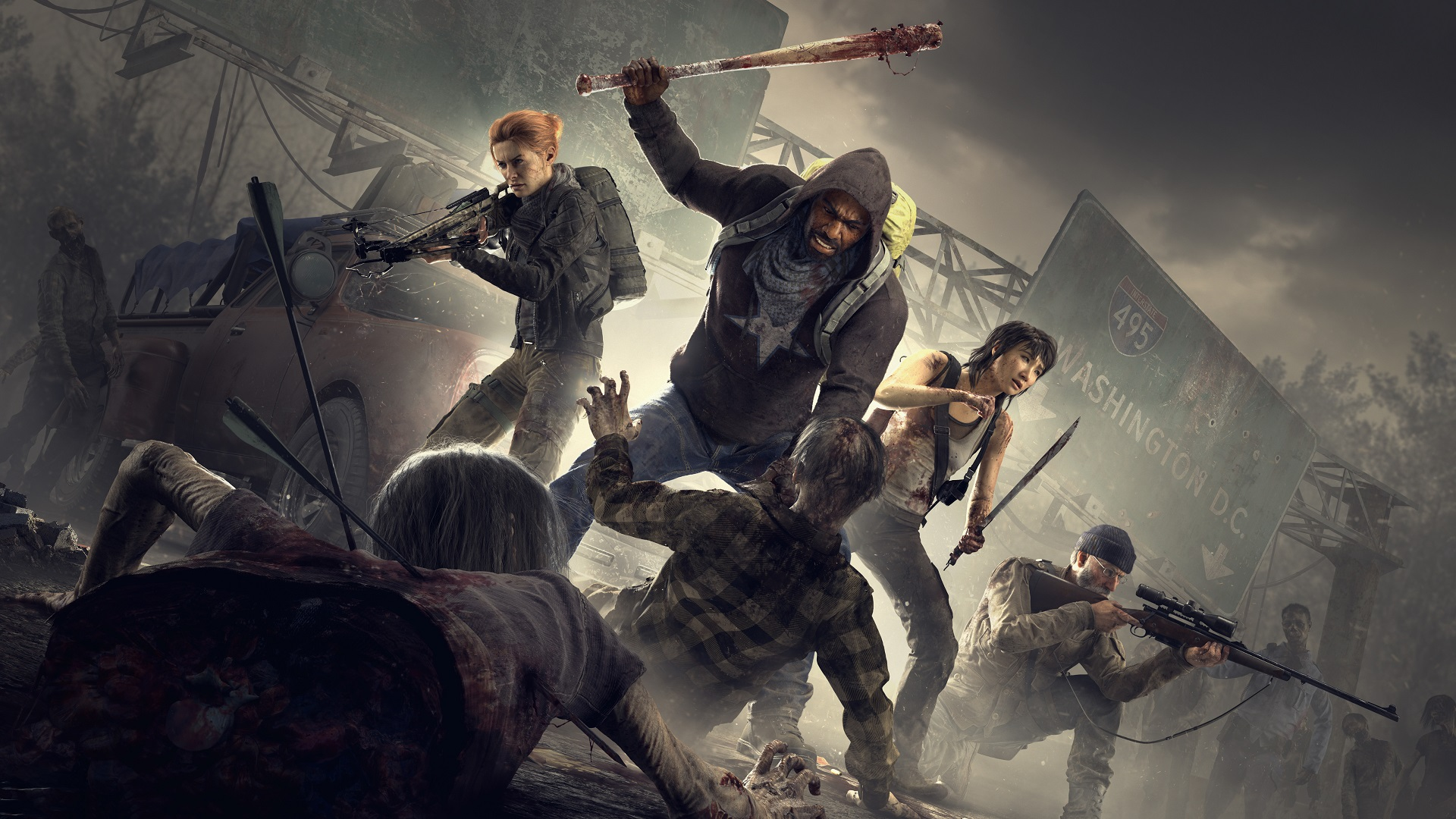 Save Overkill S The Walking Dead Wallpapers Read Games Review