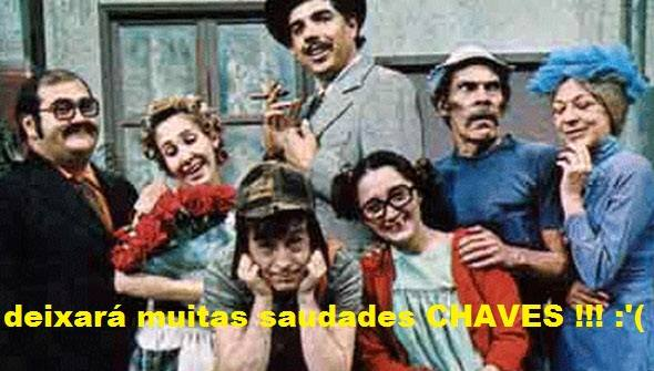 Chaves eterno morreu