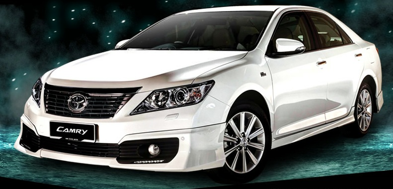 toyota all new camry 2012 harga grand avanza di pontianak malaysia motoring news now in from rm149 900 for 2 0l 4 speed automatic