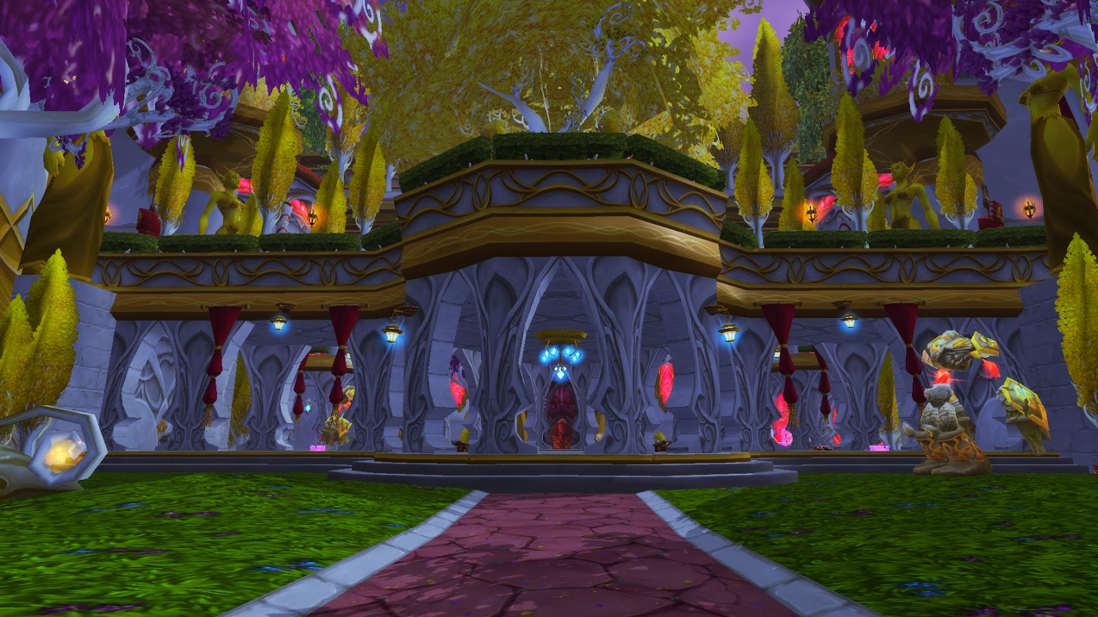 World of Warcraft Magister Terrace