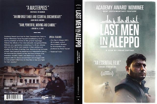 Last Men in Aleppo DVD Cover