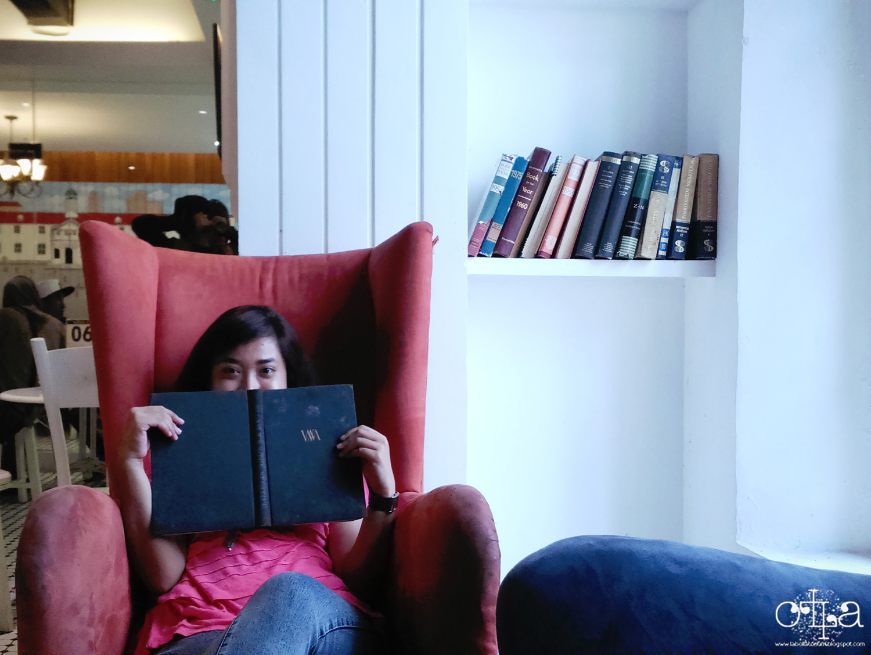 Suatu Siang di Kota Tua Jakarta