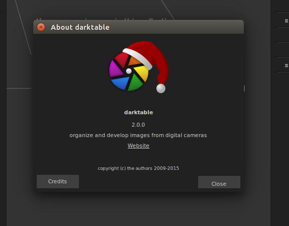 Install Darktable 2 0 0 on Ubuntu and Linux Mint Derivative