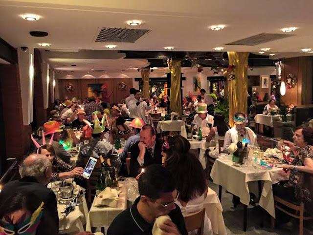 Restaurantes no ano novo em Buenos Aires