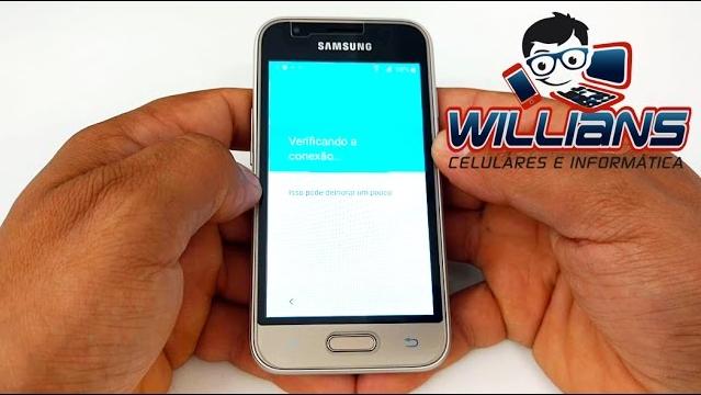 Desbloqueio Conta Google Samsung Galaxy J1 mini, SM-J105, J105B, J105M, J106B