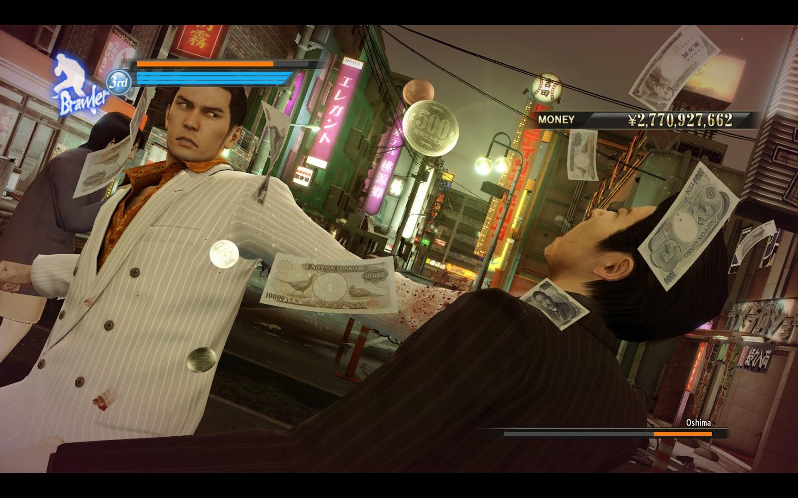 Yakuza 0 PC (CPY) 3