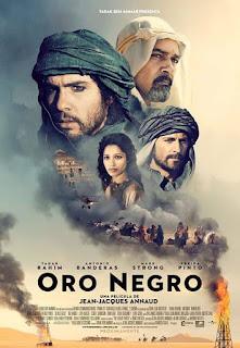 Cartel: Oro negro (2011)