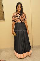 Sowmya Venugopal in Anarkali Dress at Kalamandir Foundation 7th anniversary Celebrations ~  Actress Galleries 018.JPG